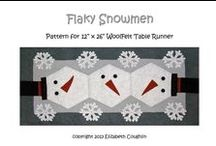 Elizabeth Coughlin Patterns / My patterns are available in my Etsy store: http://ecoughlindesigns.etsy.com and in my Craftsy store: https://www.craftsy.com/profile/elizabeth-coughlin-designs