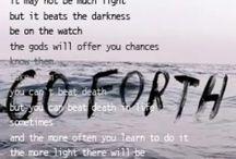 Quotes I Love / by Sara Plett