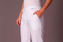 Uniformes Pantalones para Dama / Uniformes médicos y de enfermería / by Tanyre Uniformes
