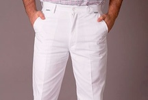 Uniformes pantalones para Caballero / Uniformes médicos y de enfermería / by Tanyre Uniformes
