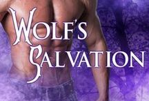 WPD, Wolf's Salvation / Wolf's Salvation is the second book in the Wolfpack Delta Series.  Its the hot paranormal military romance.