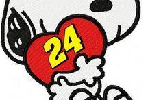 Jeff Gordon #24 / by April