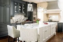 TRADITIONAL KITCHEN / by Giani Granite Countertop Paint