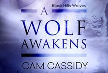 A Wolf Awakens / Coming in 2015 part of the Black Hills Wolves from Decadent Publishing.