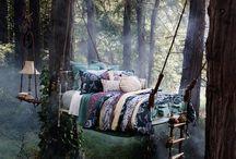 Rooms / Szobák,ágyak