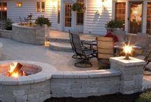 Outdoor/Patio Ideas