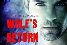 Black Hills Wolves / Black Hills Wolves series by Decadent Publishing.
