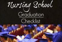 Graduation Party! / Graduation party ideas for nurses.
