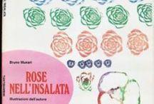 Books/Collana Tantibambini Einaudi / I meravigliosi albi illustrati della collana Tantibambini, diretta da Bruno Munari,  edizioni Einaudi