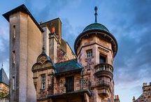 CENTURIOARCHITECTURE  -.-.-.- / ARCHITECTURAL ERAS STYLES EVOLUTION PERIOD-.-.-.-