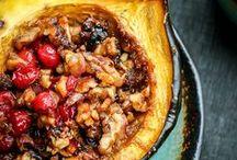 fall recipes / fall food and recipe ideas for the fall season!