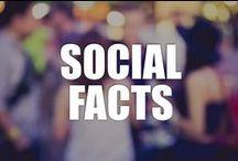Social Facts / Connecting people through interesting facts about gardening, fashion, style, finance, hot topics, holidays, and much more