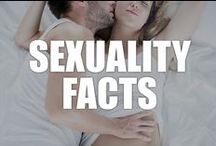 Sexuality Facts / A stimulating collection of important facts about sexuality, covering STIs/STDs, hymens, vaginas, menstruation, birth control, and much more.
