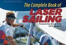 Laser Sailing Books / Good books for Laser Sailing! #lasersailingbooks #books #sailingbooks #sailing