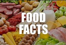Food Facts / Mouth-watering facts, videos, and infographics about food and drink, including wine, junk food, sugar, and more.