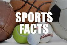Sports Facts / Hustle through our list of winning sports facts, including facts, videos, and infographics about football, soccer, basketball and more!