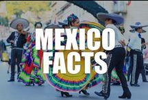 Mexico Facts / Learn why Mexico is one of the most visited countries in the world. http://facts.randomhistory.com/2008/11/25_mexico.html