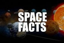Space Facts / Explore the mysteries of the final frontier with our out-of-this world space facts.