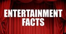 Entertainment Facts / Lights, camera, action! From facts about your favorite movie stars to more serious works of art, enjoy our interesting entertainment facts that are guaranteed to teach AND delight.