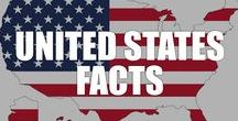 United States Facts / The United States started out as an experiment in individual liberty. Today it stands as one of the world's superpowers. Discover the beauty, the history, the controversy, and the diversity of red, white, and blue with these interesting United States facts.