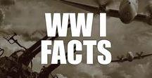 World War I Facts