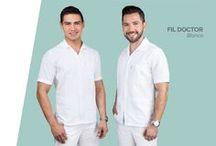 Filipina de Hombre | Quirúrgico | Bata y Saco | Tnyre ®