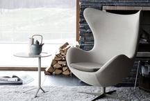 - LIVING ROOM - / Home design ideas for the Baskerville House!