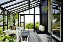 - GARDEN DREAMS - / Garden ideas for the Baskerville House! Everything from pergolas, garden sheds to flower pots!