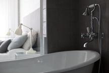 - BATHROOM - / Bathroom ideas for the Baskerville House!