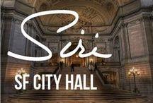 SF City Hall Dream Wedding