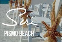 Pismo Beach Dream Wedding
