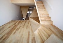Custom Flooring Inspiration / Check out these cool ideas for your Custom Hardwood Floor! You dream it, we can supply it!