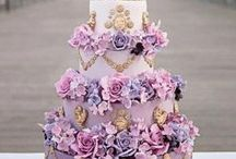 Let them eat cake / Cakes that would meet the approval of Marie Antoinette...