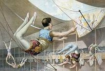 The man on the flying trapeze / Remembering a song from long ago summer fairs