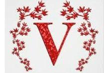 V as in...