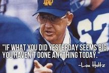 Inspirational Football Quotes / Inspirational football quotes on this board include motivational football inspiration full of inspiriing football quotes as well as football sayings and quotes.  These motivational quotes for football inspirational speeches and beyond come from football motivational video, inspirational football movies and other motivational football speeches.   Tap into these inspirational football speeches and football inspirational quotes for football players today. / by Network Of Coaches