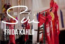 Frida Kahlo Inspired Wedding