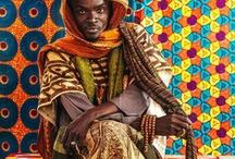 African inspiration / by MataHali MAY