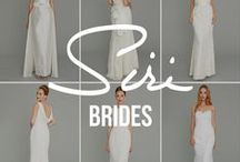 Siri Brides / Themed, wedding style boards.