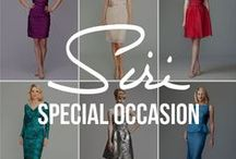 Siri Special Occasion / Dress and gown ideas for special occasions, cocktails, and events.