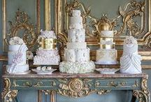 CAKES: stunning cakes / Opulent. Luxurious. Lavish. Chic. The most stunning cakes with serious wow-factor are part of this selection of luxe cakes. Get ready to indulge in some serious eye candy. / by Cakeish | Bélinda Monpremier