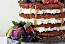 CAKES: naked cakes / Don't know how the naked cake came about, but it is one sexy trend! These cakes have rustic charm and simple beauty. Enjoy a selection of the most lovely naked cakes on Pinterest! / by Cakeish | Bélinda Monpremier