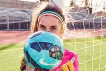 Soccer Girls / Motivation for Soccer girls! Check out: http://www.dragonwinggirl.com - a line of comfortable, high performance sports wear for girls.
