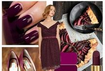 Falling into Fall 2015 / Fashion, colors, themes that give you the warm feeling of Fall.