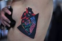 Abstract Tattoos / Abstract Style Tattoos