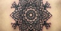 Ornamental Tattoos / Gallery of ornamental tattoos for women and men.
