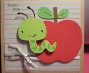 Omena opettajalle