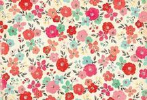 patterns / a collection of inspiring prints and patterns, for fabric and beyond