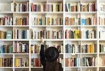 books & bookshelves