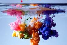 Water art / Meravilgliose immagini artistiche  in cui l'acqua fa da  protagonista -  Wonderful artistic images in which water is the protagonist